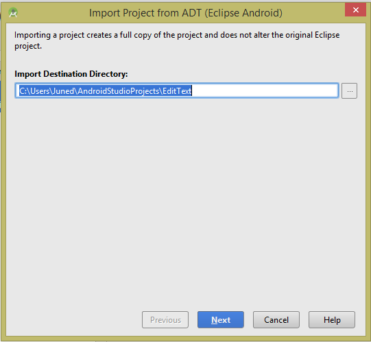 how to create module in android studio