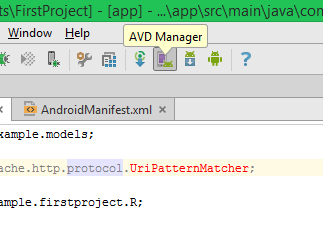 Create Android Virtual Device Emulator on Android Studio