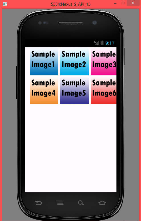Android GridView Example Tutorial - Android Examples