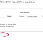 Create MySQL database backup in PhpMyAdmin xampp