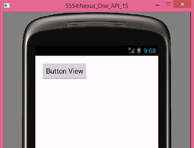 Align a view to right of relativelayout programmatically android