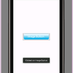 Android ImageButton Example Tutorial via XML layout