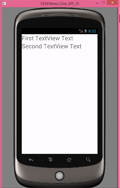 Android create vertical linearlayout programmatically