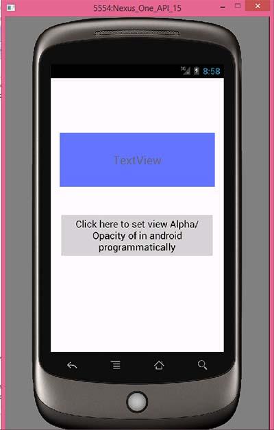 view-alpha