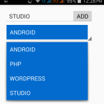 Add item to spinner dynamically in android using Edittext at app run time