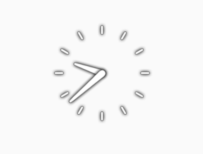 Create simple AnalogClock in android example tutorial