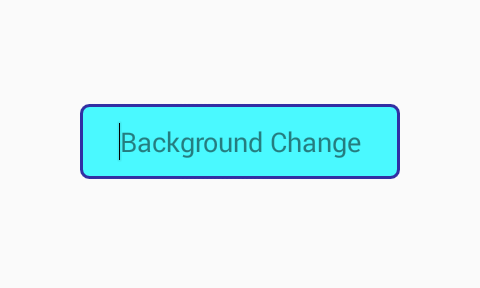 change EditText background color in android