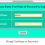 Create login page in PHP with MySQL db with session tutorial download
