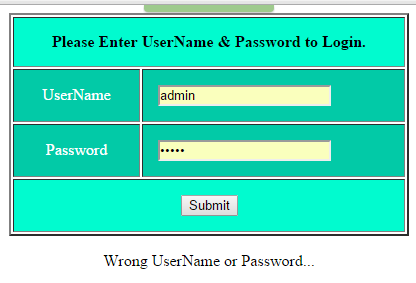 Create login page in PHP with MySQL db with session tutorial ...