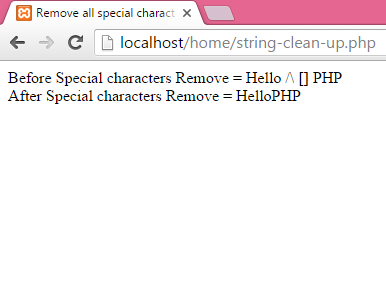 Replace blank space with Hyphen/Dash inside string in PHP