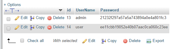 how to decode password in mysql