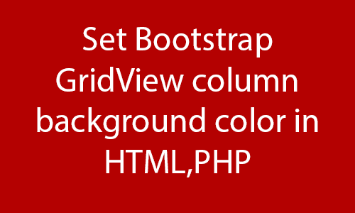 Add background image to Jumbotron in Bootstrap in HTML,PHP
