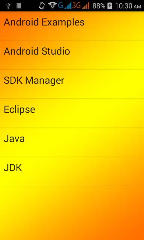 how to add stuff to drawable android studios