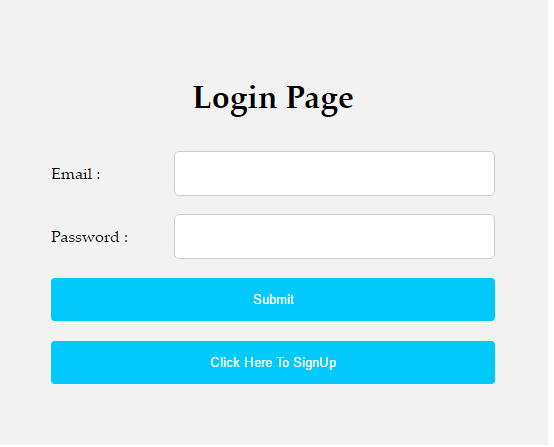 Php Create User Signup Registration Page With Login Script