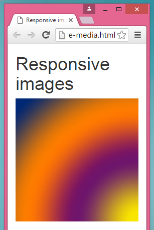 Create Round Circle shape images in HTML,PHP using Bootstrap