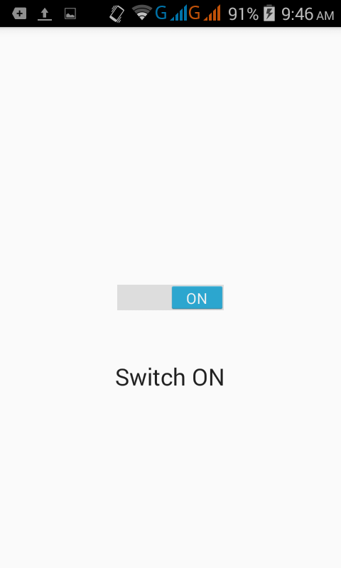Add/Set setOnCheckedChangeListener to switch button in android