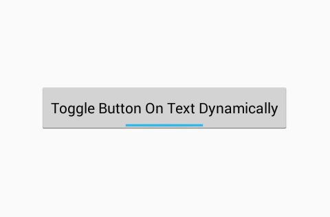 Enable Disable button in android programmatically - Android Examples