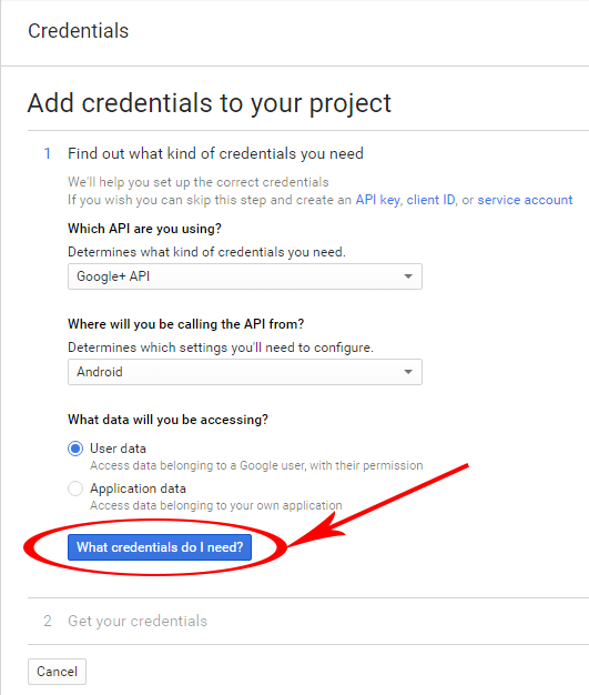add-credentials-to-project-6