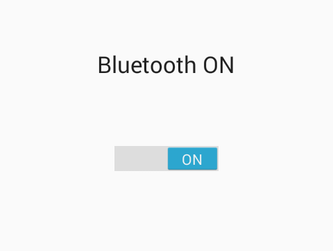 Enable Disable Bluetooth in android programmatically