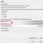 Get Find MD5 and SHA1 fingerprint in Eclipse IDE