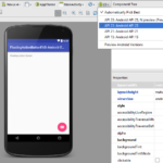 Solve Exception raised during rendering: com/android/util/PropertiesMap Android Studio Error