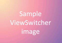 Android ViewSwitcher with Animation Example Tutorial