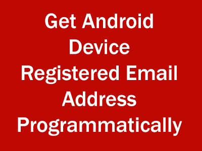 how to change primary gmail address on android