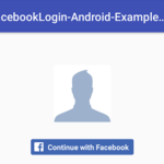 Android Studio Add Facebook Login using Facebook SDK 4 Tutorial