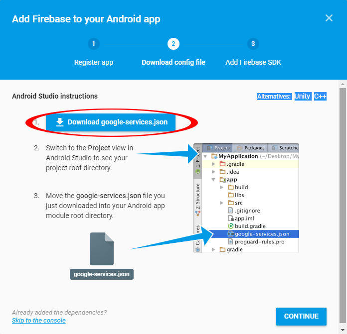 Android Firebase Real Time Insert EditText Data Into Database