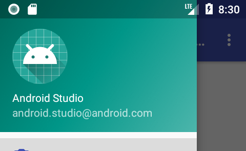Android Create Navigation Drawer Using Fragments Example